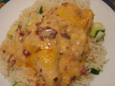 Creamy Chipotle Chicken | Slow Cooker