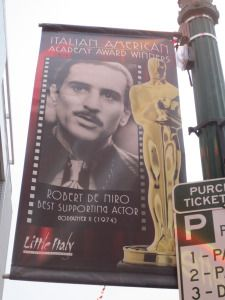 There's Always an Oscar Party for Italians in Hollywood in San Diego's Little Italy | Vino Con Vista Italy Travel Guides and Events
