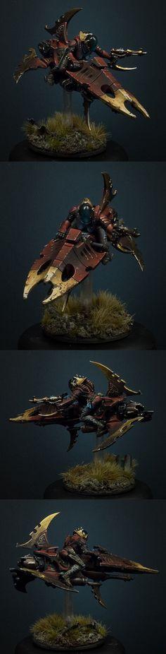 Dark Eldar Reaver