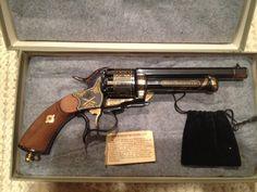Le Mat Lemat Revolver Black Powder Revolver : Black Powder Pistols & Muzzleloader Pistols at GunBroker.com