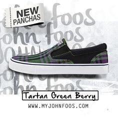 #JohnFoos Tartan Gre