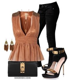 sexy party outfit <3 Win $ 50 Sephora Gift Card Giveaway on Bmodish.com. It will be ends on June, 23th 2013