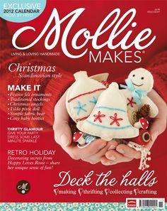 sew, crafti read, christmas patterns, full magazin, mollie makes, magazin idea, book, craft idea, magazines