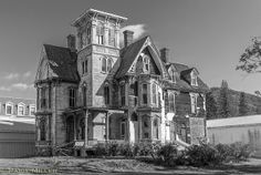 abandoned home in coudersport pa - Google Search mansion