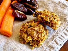 Carrot and Date Cookies - Food & Whine