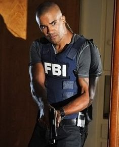Shemar Moore  Criminal Minds.  -   So very pretty...