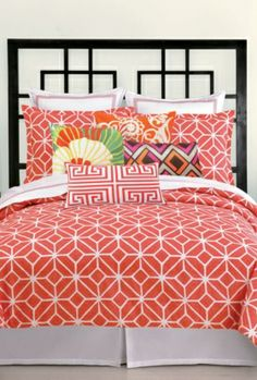 Trellis Comforter Set