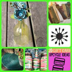 Upcycle ideas
