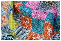 needles and lemons: Hope Valley - a finished quilt -