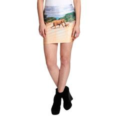 My design inspiration: Elephant Skirt on Fab.