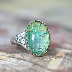 pretty ring, daughter
