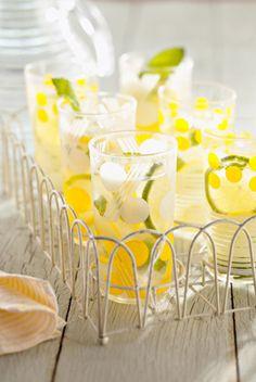 Minted Lemon and Limeade