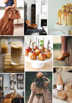 Mood Board Monday: Caramel (http://blog.hgtv.com/design/2014/09/15/mood-board-monday-caramel/?soc=pinterest)