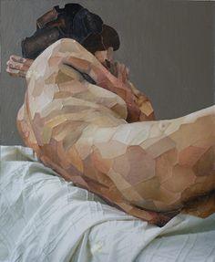 Jonathan Yeo collage