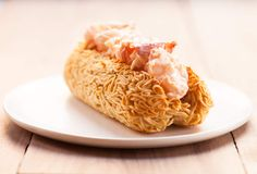 The ramen lobster roll, because summer's not over yet