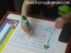 Preschool Sight Word Cirriculum