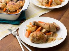 Melissa's All-in-One Chicken Dinner #RecipeOfTheDay