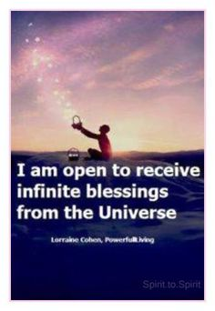 "Abundance Affirmation <a href=""http://www.TheInspiredJourney.com"" rel=""nofollow"" target=""_blank"">www.TheInspiredJo...</a>"