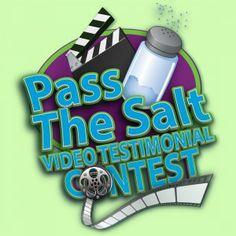 Pass the Salt Video Testimonial Contest - Hayward POOLSIDE blog