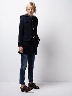 duffle coat | Tumblr