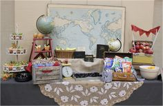 Visiting Teaching conference/RS Activity idea - Airplane Party: from Bridgey Widgey