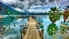 A Surreal Look At Lake Atitlan