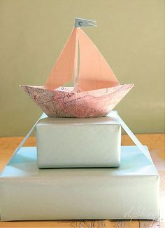 with instructions how to make this boat