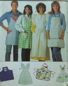 Apron Sewing Pattern #apronsewingpattern