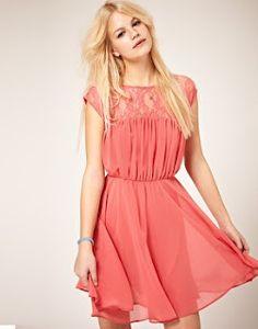 wedding bridesmaid dresses, summer dresses, lace tops, spring dresses, color, the dress, sweet dress, skater dresses, lace dresses