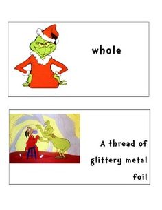 How the Grinch Stole Christmas on Pinterest | Grinch, Dr. Seuss and C ...