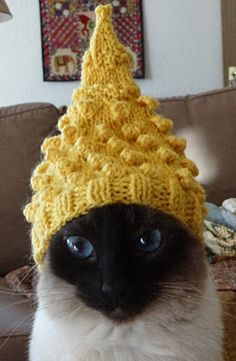 Reuben wants a hat like this!
