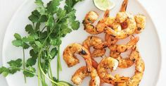 The only thing easier than grilling seafood is eating it!