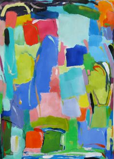 Kim Parker Abstract-love it!