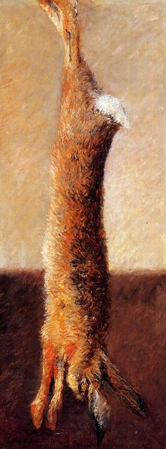 Gustave Caillebotte, Hare, 1882