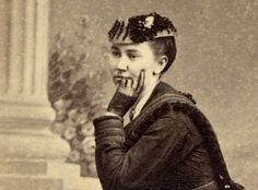 """Dr. Bethenia Owens, the West Coast's First Female Doctor. Amazing story.   Married at 14, she tolerated a worthless husband for 4 years, until in 1858, he """"whipped my baby (who was around 24 months old at the time) unmercifully, and struck and choked me.""""  Then she left him. And became an extremely hard working woman, teaching and dressmaking, sending her son George to Berkeley when he was 14. He became a doctor. And then, she did too."""