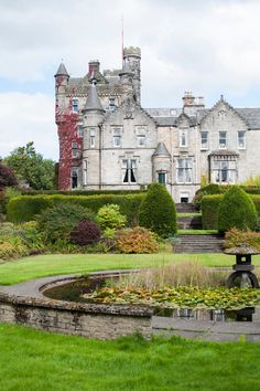 Castle - my hubby's dream home...