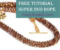Super Duo Rope  #Seed #Bead #Tutorials