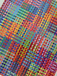 Woven quilt