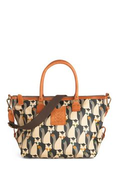 {The Fox of Life Bag} by Orla Kiely ... oh boy, do I want this!
