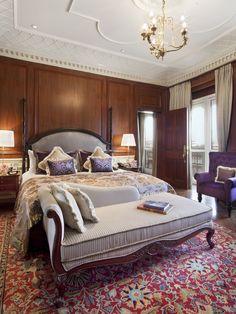 The Taj Mahal Palace, Mumbai, India - Tour the World's Most Luxurious Bedrooms on HGTV