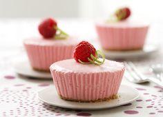 raspberry dream cups