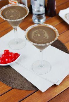 Tony Roma's Chocolate Martinis