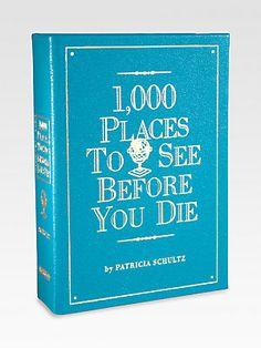 Gift idea: wrap this book with a plane ticket...