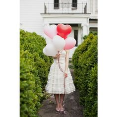 Lovely Heart Balloon