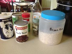 Our Greene Home: Cheap Crock Pot Beans and Rice