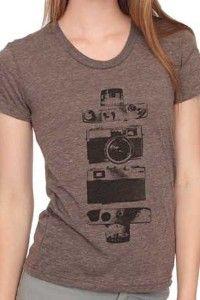 7S Cameras - Womens Shirt