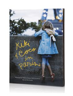 A sweet tale of a little girl and her doll set in the City of Lights
