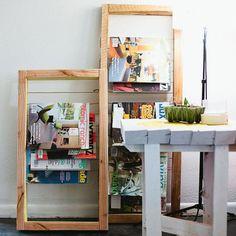 DIY - 5 Porta-revistas