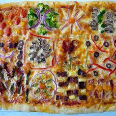 Quilt Pizza!