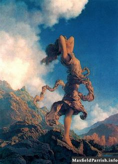 Maxfield Parrish Gallery